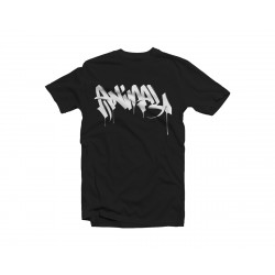 Camiseta ancha - Animal...