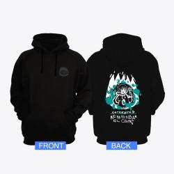 Hoodie Remendar - Black