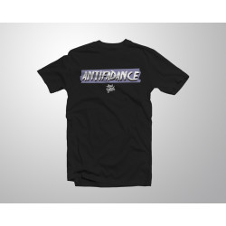 "T-Shirt ""AntifaDance"" - Black"