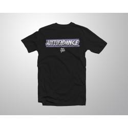 "T-Shirt ""AntifaDance"" - Black"