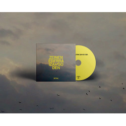 CD digipack ZETAK 'ZEID'