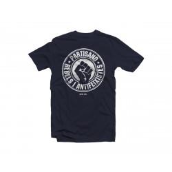 Camiseta partisano rebels -...