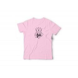 Camiseta Logo IRA - Rosa Palo