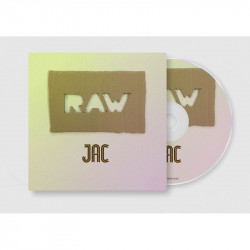CD digipack JAC 'Raw'