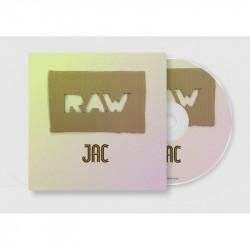 CD digipack JAC 'Raw'