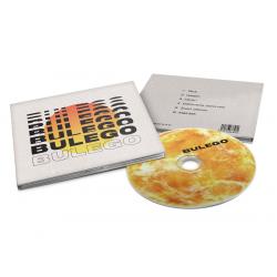 CD digipack Bulego 'Bulego'