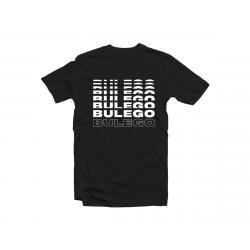 """Camiseta """"Bulego"""" - Negra"""