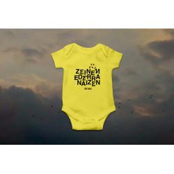 "Body para bebés ""ZEID"""
