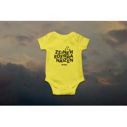 """ZEID""  infant bodysuit"
