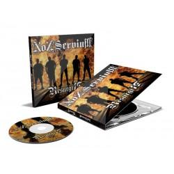 CD digipack Non Servium...