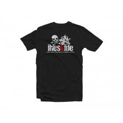 """Camiseta """"Iheskide"""" - negra"""