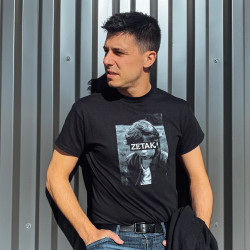 Camiseta Aitzol - Negra