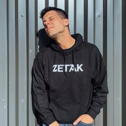 Hoodie ZETAK - Black