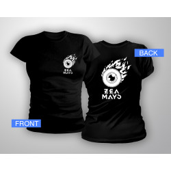 T-Shirt Zea Mays - fitted...