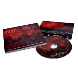 CD digipack Non Servium '20...